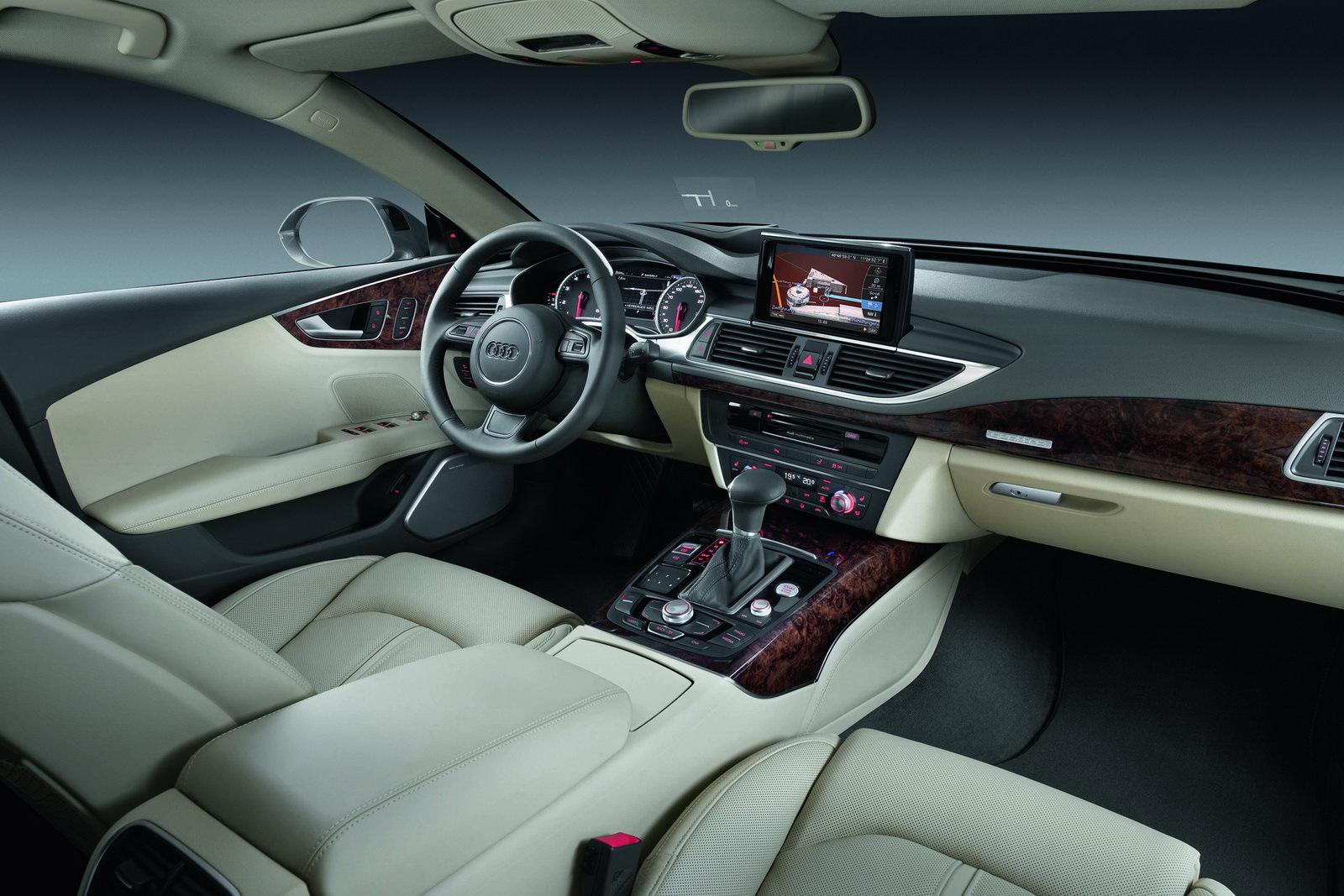 Intrieur - 2/23 - Audi A7 Sportback (2011) - http://audi ...